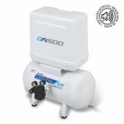 Compressor de ar isento de óleo 1,5 HP DA1500 40VFP - AirZap