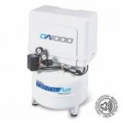 Compressor de ar isento de óleo 1 HP DA1000 25VFP - AirZap