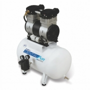 Compressor de ar isento de óleo 2 HP DA2000 40VF - AirZap