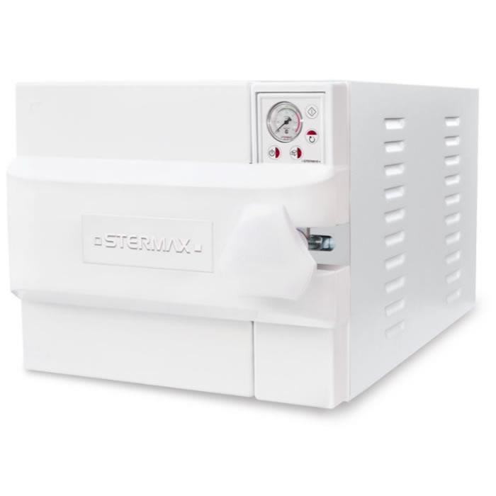 Autoclave Horizontal Analógica Gravitacional Normal Box 21 litros - Stermax
