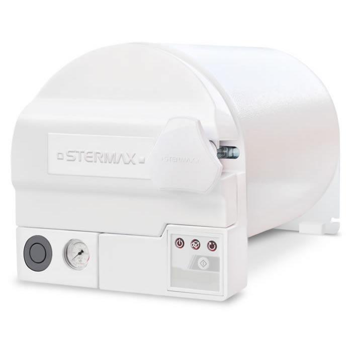 Autoclave Horizontal Analógica Gravitacional Normal Eco 12 litros - Stermax