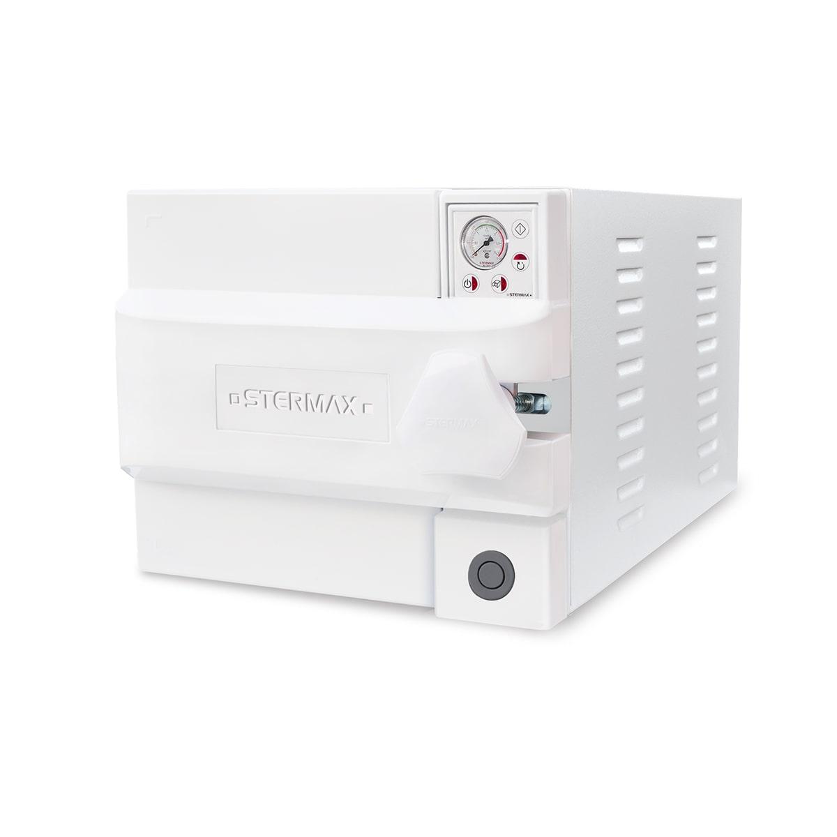 Autoclave Horizontal Analógica Gravitacional Silenciosa Box 21 litros - Stermax