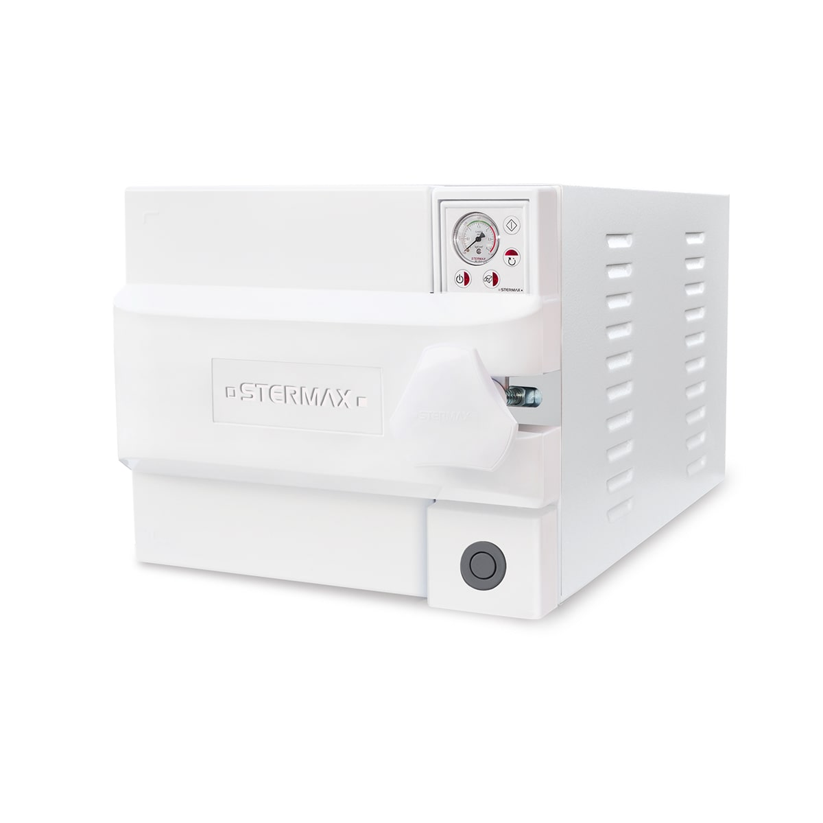 Autoclave Horizontal Analógica Gravitacional Silenciosa Box 75 litros - Stermax