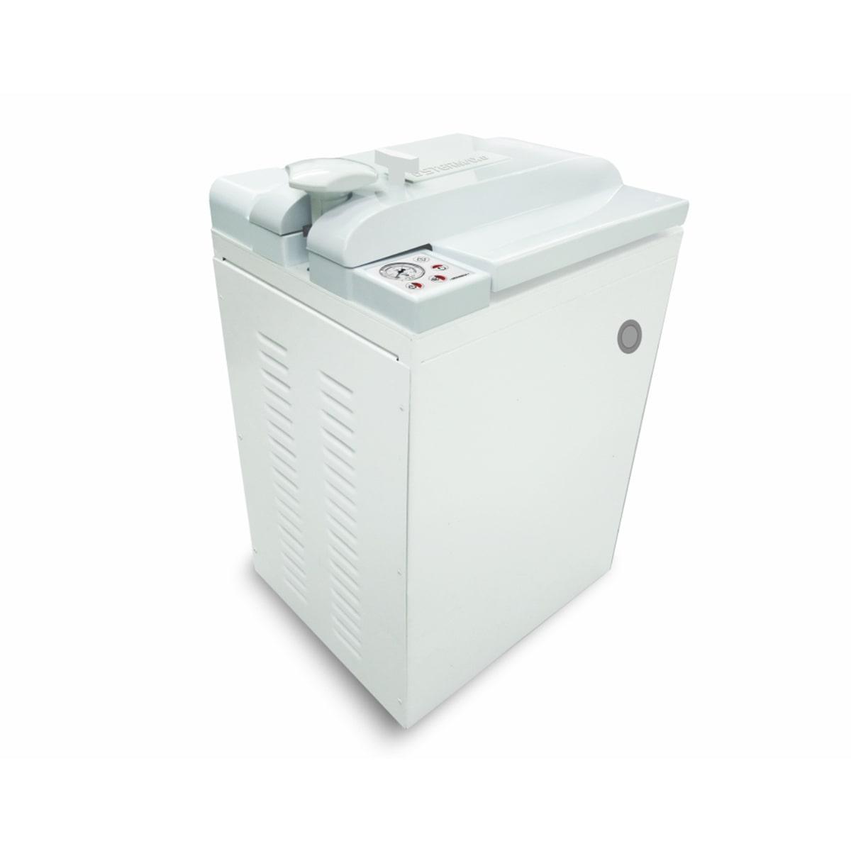 Autoclave Vertical Analógica Gravitacional Normal Box 75 litros  Stermax