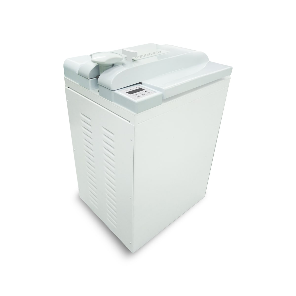 Autoclave Vertical Digital Gravitacional Normal Box 75 litros  Stermax