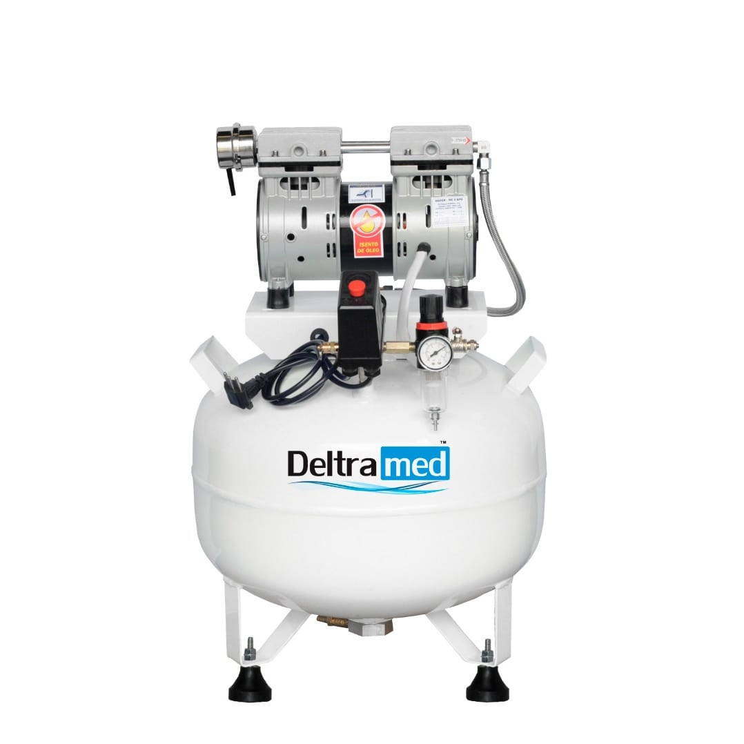 Compressor D1 - 1HP - Deltramed