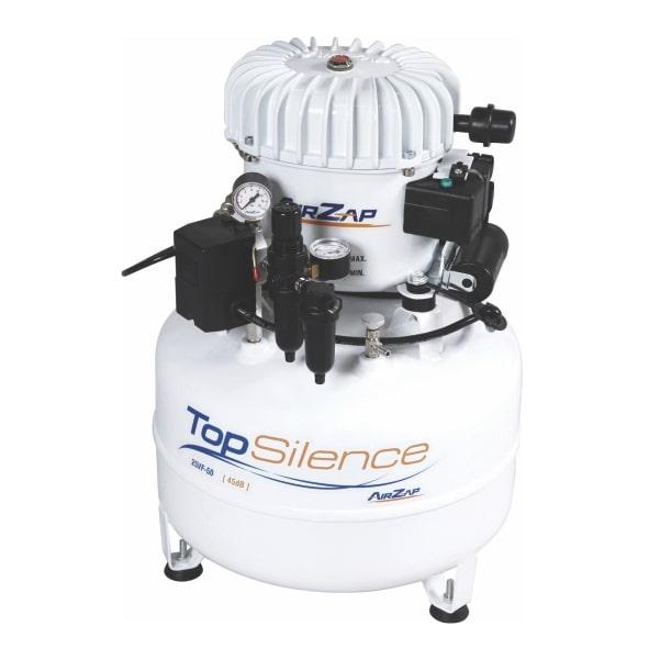 Compressor de ar 1/2 HP super silencioso TOP SILENCE 25VF-50 - AirZap