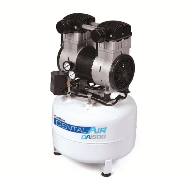 Compressor de ar isento de óleo 1,5 HP DA1500 25VF - AirZap