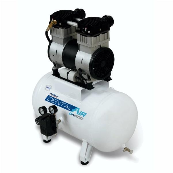 Compressor de ar isento de óleo 1,5 HP DA1500 40VF - AirZap