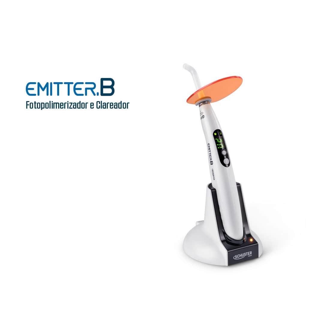Fotopolimerizador Emitter B Wireless (Sem fio) - Schuster
