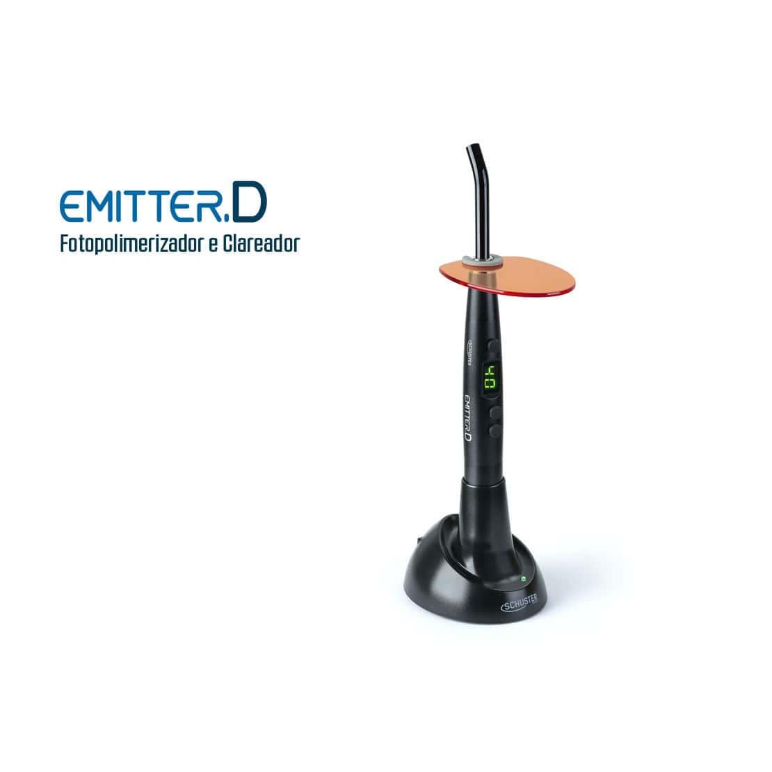 Fotopolimerizador Emitter D Wireless (Sem fio) - Schuster