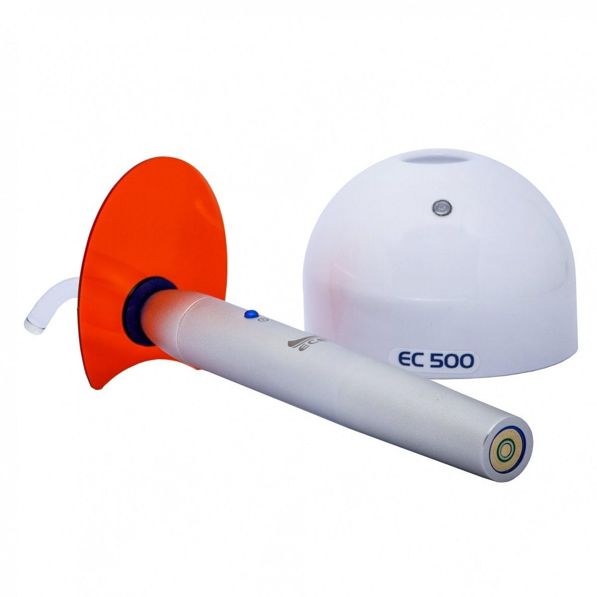 Fotopolimerizador Odontológico LED Sem Fio EC500 - Ecel