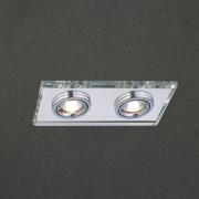 Embutido Project Direcionado  2XGU10 MINI 2730