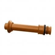 Fani tubo Ligação Ajustável 1968 Cobre