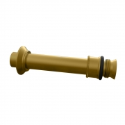 Fani Tubo Ligação Ajustável 1968 Dourado