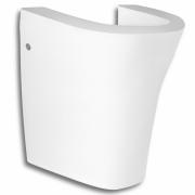 Incepa Coluna Suspensa p/ Lavatório Acesso Plus Branca