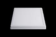 Startec Plafon LED Sobrepor 24w Bivolt 6400k Quadrado