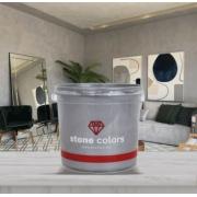 Stone Colors Cimento Queimado Perolizado Prata Nobre 3,2KG