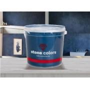 STone Colors Cimento Queimado Perolizado Safira Escuro 3,2KG