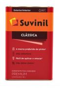 Suvinil Latex Classica Fosco Branco Neve 18L