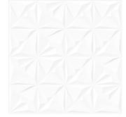 Via Rosa Revestimento AR72056 Classic White Deco 72X72 (CX.1.55M²)