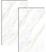 Villagres Porcelanato 61X106,5 Marmo D´Oro Brilhante REF. 610015 (CX 1,95M²)