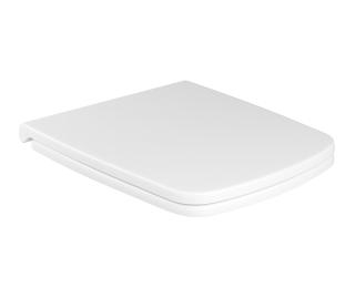 Assento Deca Plástico Clean com Slowclose Branco