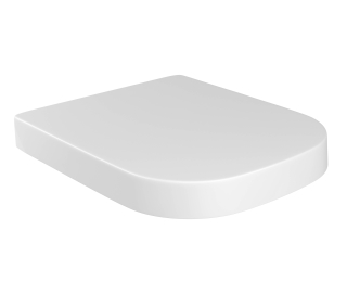 Assento Deca Termofixo Piano/Quadra Branco Gelo