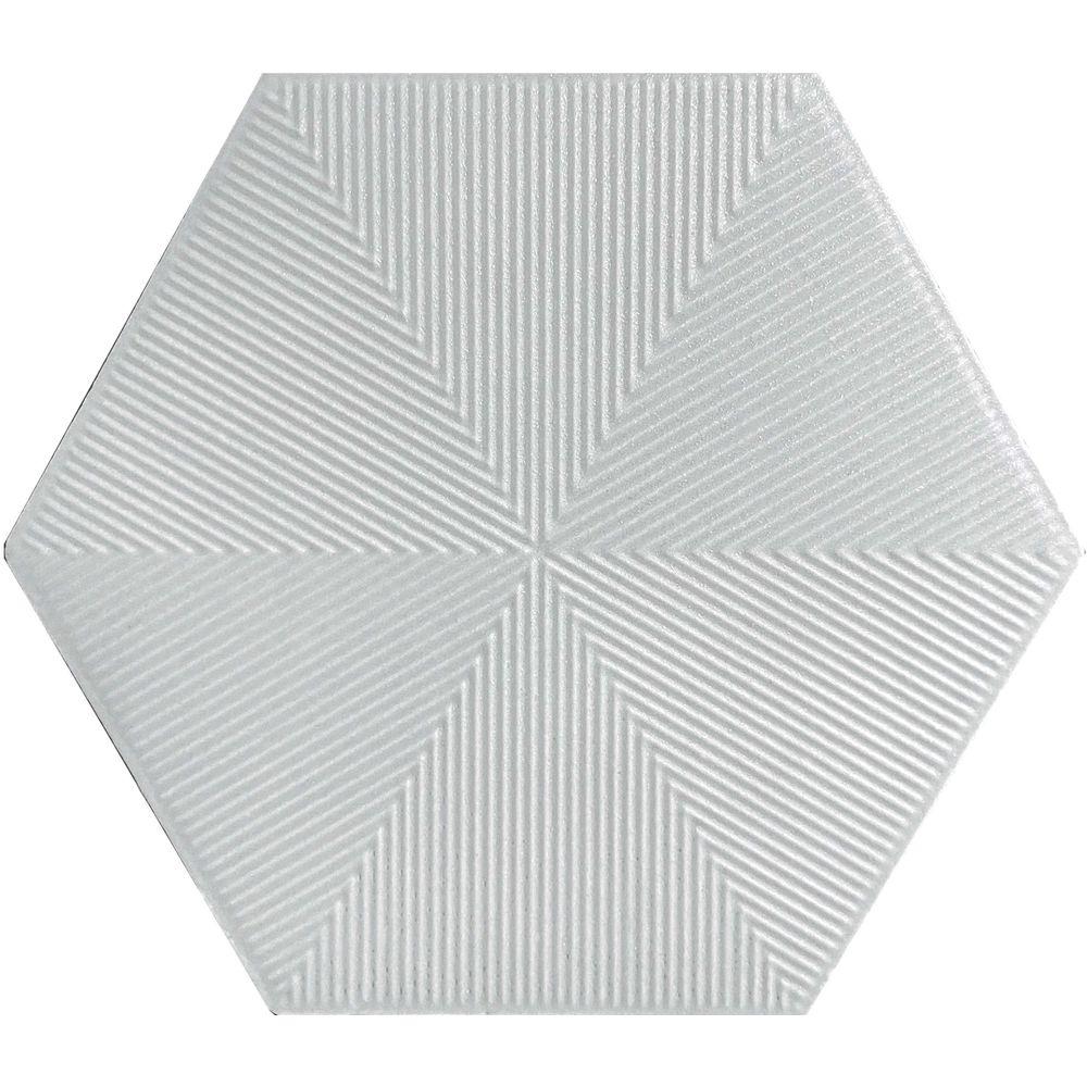 Ceral Revestimento Hexagonal Connec White (CX 1,02M2)