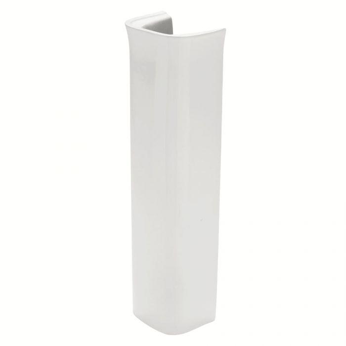 Coluna Icasa Lavatório Sabatini/Etna Branco
