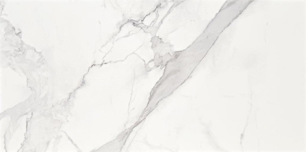 Elizabeth Porcelanato  Statuario Classico HD Polido 62,5 X 125 (CX 1,56M²)