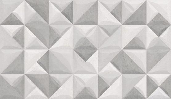 Embramaco Essence Satiny Gray RT57951 33X60 Retificado (CX 2,34 M²)