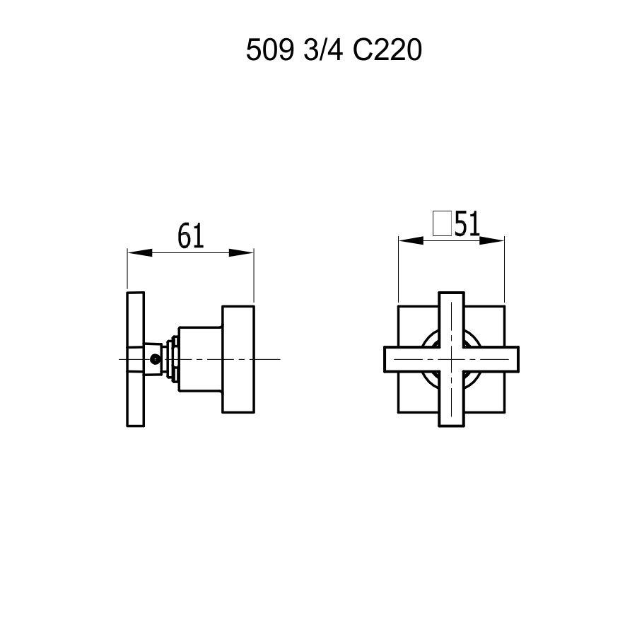 Fani - Acab. Reg. 509 C220 3/4 Bella