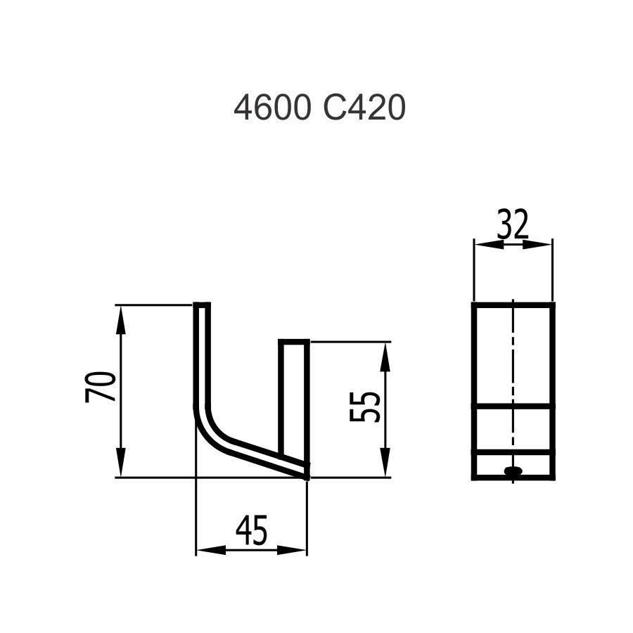 Fani Cabide 4600 C420 Essence
