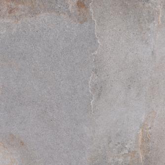 Helena Porcelanato 83X83 Vision Gray Rustico (CX 2,07M²)
