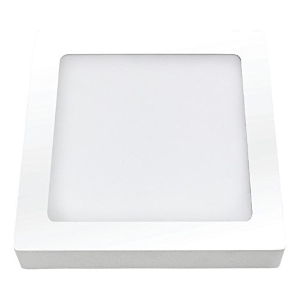 Ourolux Plafon LED Sobrepor 18x Bivolt 4000k Quadrado