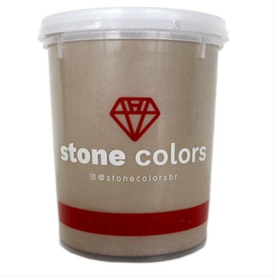 Stone Colors Cimento Queimado Perolizado Avelã 1,6KG