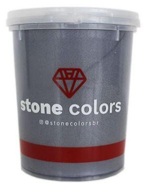 Stone Colors Cimento Queimado Perolizado Véu 1,6KG