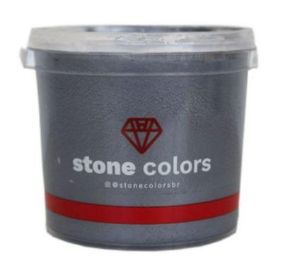 Stone Colors Cimento Queimado Perolizado Véu 3,2KG