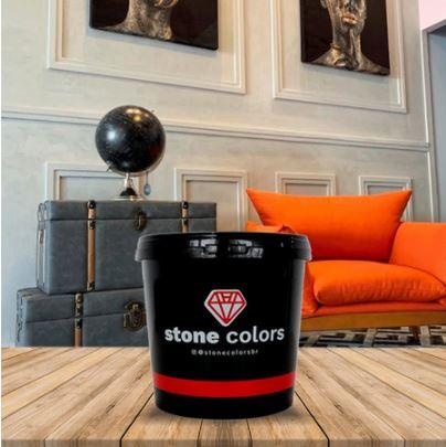 Stone Colors Cimento Queimado Tradicional Crômio 5KG