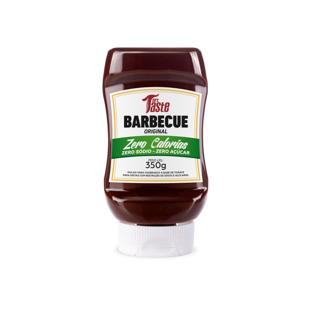 Barbecue Original 0 Calorias 350g Mr's Taste