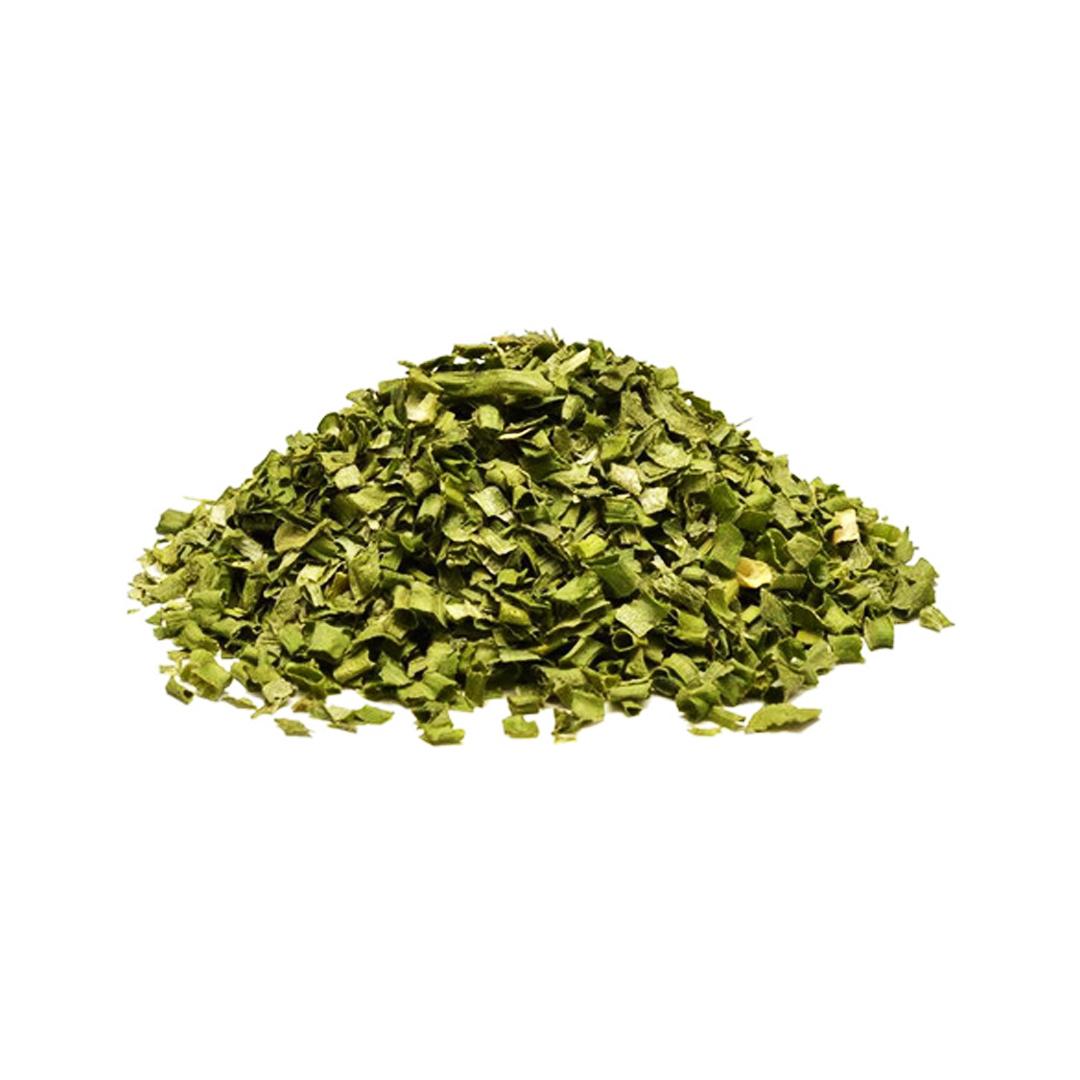 Cebolinha Verde Desidratada em Flocos 100g