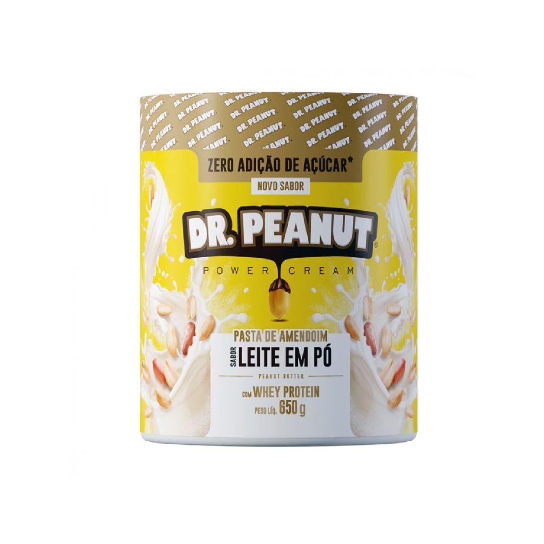 Pasta de Amendoim Dr.Peanut 650g