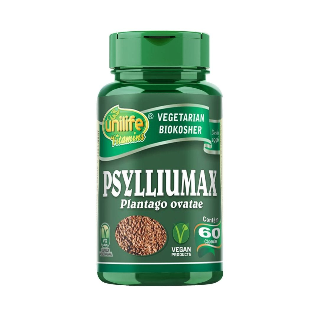 Psylliumax 60 Caps Unilife