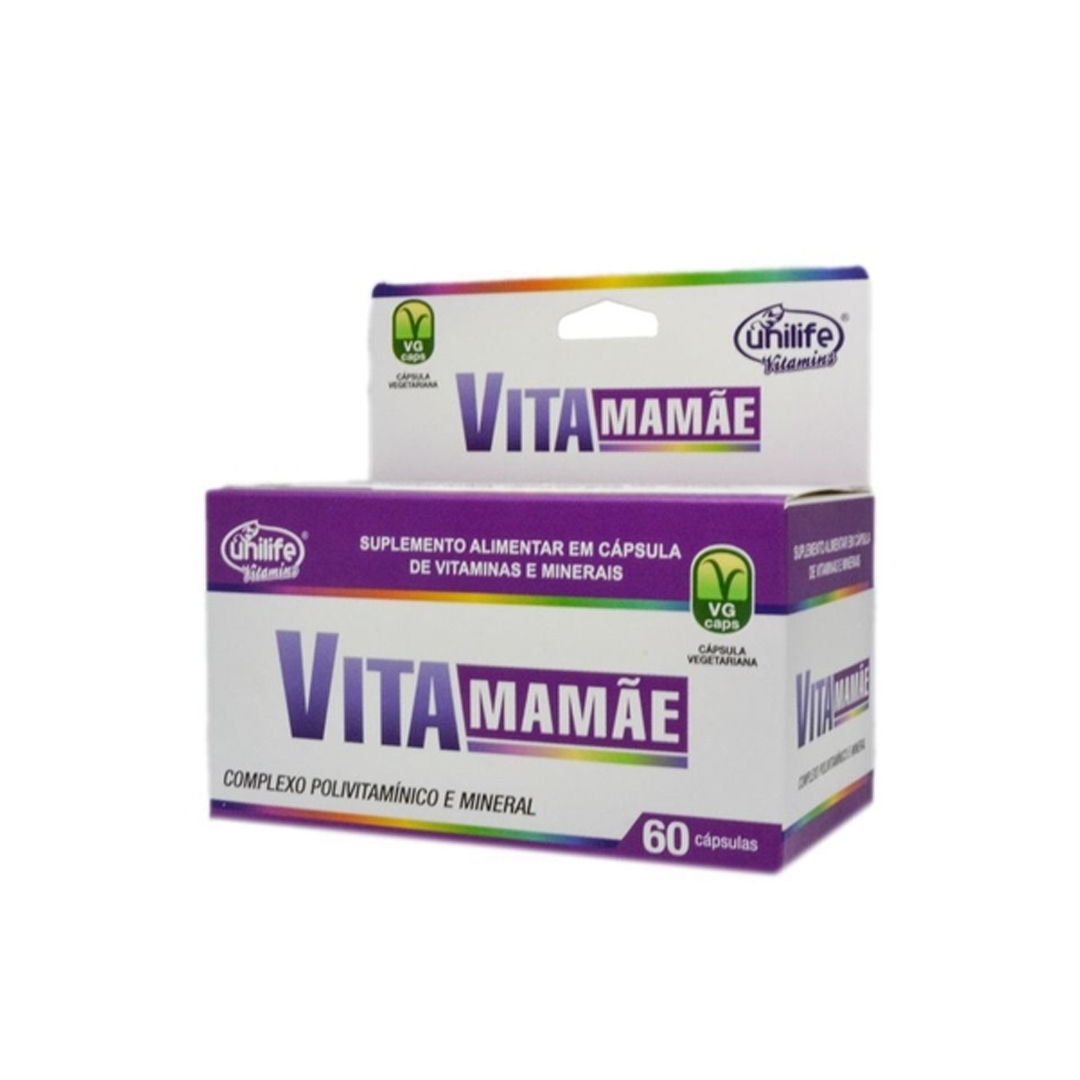 Vita Mamãe 60 Cápsulas Unilife