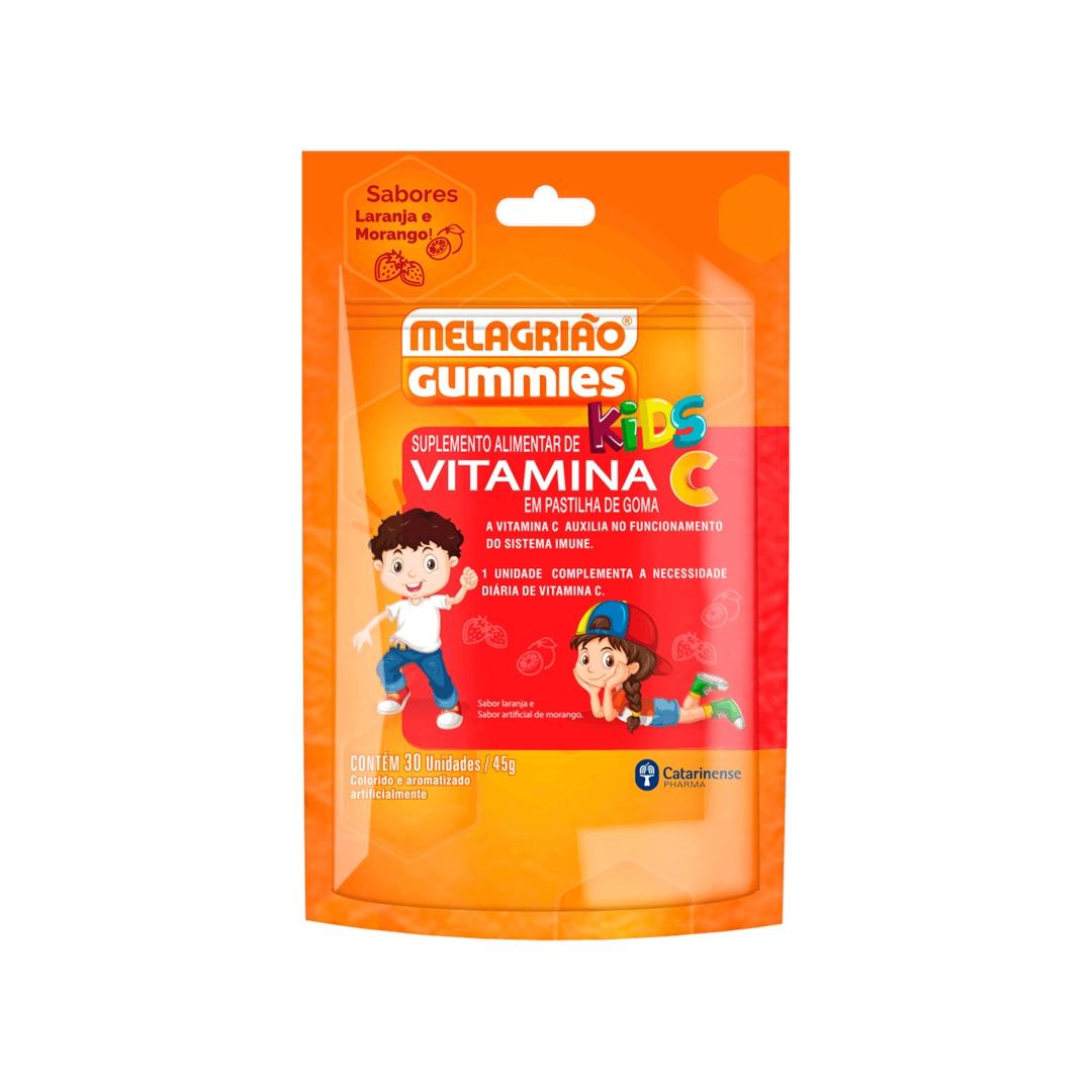 Vitamina C Gummies 30 Unidades Catarinense Pharma