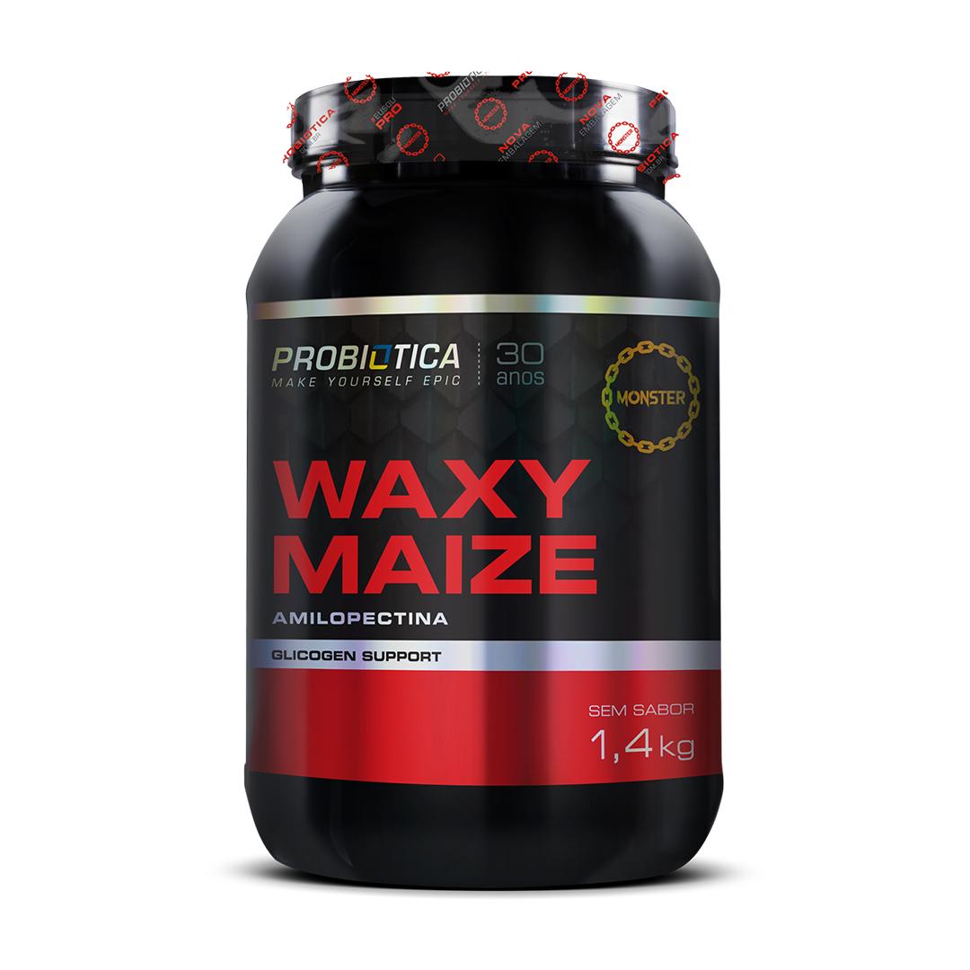 Waxy Maize 1,4kg Probiótica