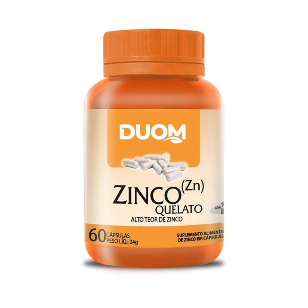 Zinco 60 Caps Duom