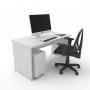 Kit Home Office 02 - Branco