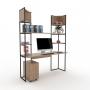 Kit Home Office 04 - Itapuã com Preto - Frete Grátis
